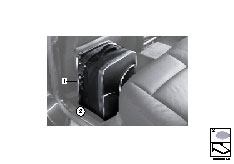 E63 645Ci N62 Coupe / Universal Accessories Shoe Case