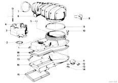 original parts for e21 323i m20 sedan    fuel preparation