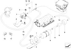 M62 Engine Diagram on Cooling System Diagram For 2000 Bmw 540i