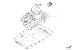 E63 645Ci N62 Coupe / Automatic Transmission Ga6hp26z Mechatronics