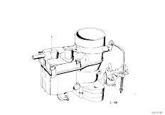 114 2002 M10 Sedan / Fuel Preparation System Carburetor Pdsi