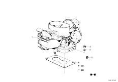 114 2002 M10 Sedan / Fuel Preparation System Carburetor Didta