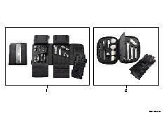 E30 318i M40 Cabrio / Universal Accessories Driver Utility Set