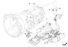 E63 645Ci N62 Coupe / Manual Transmission Gs6s53bz Smg Hydraulic Unit