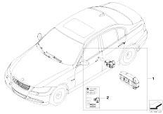E90N 320i N43 Sedan / Bodywork One Key Locking