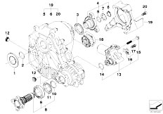 Single Parts F Transfer Case Atc 300 furthermore Bmw M Engine also Bmw E60 Thermostat likewise Partgrp in addition Bmw 550i Fuse Diagram. on bmw 550 engine diagram