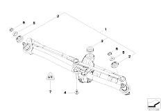 E83N X3 2.0d M47N2 SAV / Vehicle Electrical System/  Wipe System