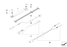 E90 316i N45N Sedan / Vehicle Electrical System/  Various Additional Wiring Sets-2