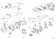 original parts for e21 318i m10 sedan    engine   cooling
