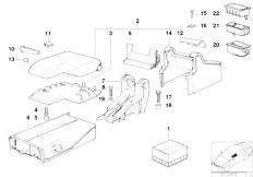 Original Parts For E36 318ti M42 Compact Vehicle Trim