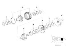 original parts for e34 520i m50 sedan    automatic