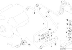 Bmw Z3 Engine Diagram also F30 Fuse Box also Porsche 356 Headlight Wiring Diagram in addition Bmw E39 Vacuum Hose Location in addition Parts For A Bmw 335i 2007. on fuse box diagram 2000 bmw 323i