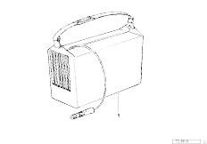 E30 318i M40 Cabrio / Universal Accessories Cool Bag