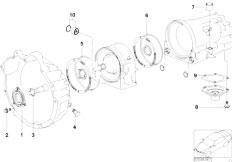Original Parts for E46 316i 1 9 M43 Sedan / Automatic