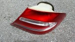 mercedes rear light not original